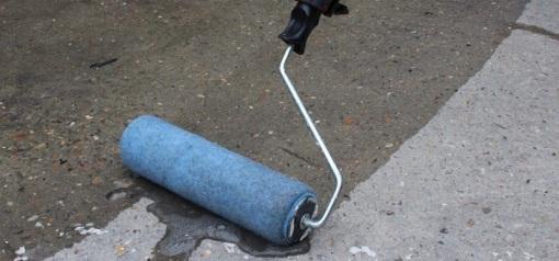 грунтовка в бетон