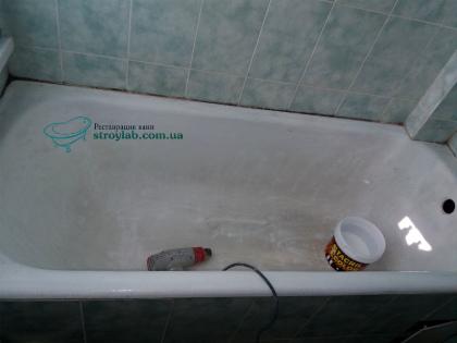 Реставрация ванн Обухов